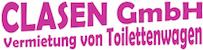 Clasen - Toilettenwagen